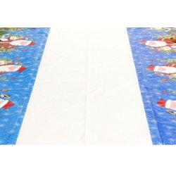 Juldekorationer PVC Bordsduk Jul Julafton - JulTomte