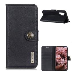 KHAZNEH Samsung Galaxy A32 5G Plånboksfodral Svart