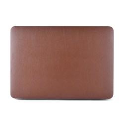"LäderTäckt Skal Till MacBook Air 13"" (2012) Brun Brun"
