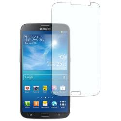 """Samsung Galaxy Mega 6,3"""" skärmskydd x2 med putsduk Transparent"""