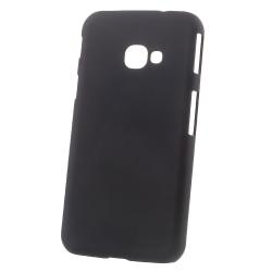 Samsung Galaxy Xcover 4 / 4s Rubberized Skal - Svart Svart
