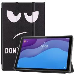 Tri-fold Fodral till Lenovo Tab M10 HD Gen 2 - Don't Touch multifärg