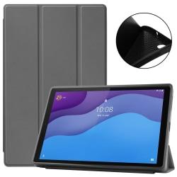 Tri-fold Fodral till Lenovo Tab M10 HD Gen 2 - Grå grå