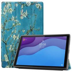 Tri-fold Fodral till Lenovo Tab M10 HD Gen 2 - Peach Blossom multifärg