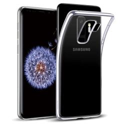 Samsung Galaxy S9 PLUS - Genomskinligt TPU Skal 0.3 mm tunt skal