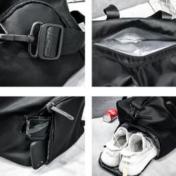 1pack Stor resbagage Duffel Bag Gym Duffle Bag Large Sport