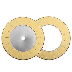 Justerbart cirkeldragningsverktyg Rostfritt stål Compas School Rul