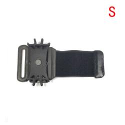 Mobiltelefon Sports WristBand Running Jogging Bag Cover 180 ° Rota