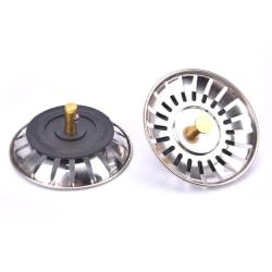 handfat sil 304 rostfritt stål plug diskbänk enligt A
