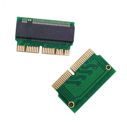 M2 SSD-adapter NVME för MacBook AIR A1465 A1466 MacBook Pro A139