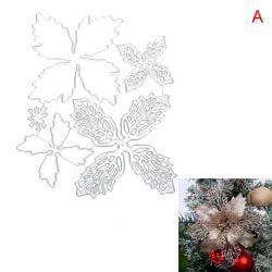 metall blommor skär dör DIY gör stereo blommor scrapbooking A