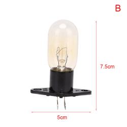Mikrovågsugn Lampa Lampa Base Design 230V 20W ersättning B