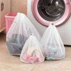Ny tvättmaskin används nätväskor Tvättpåse Large Thicke medium