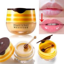 Propolis Moisturizing Lip Mask Sleep Lip Balm Nourishing Anti-wr