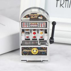 rolig mini slot frukt spel maskin lucky jackpot antistress leksaker Silver