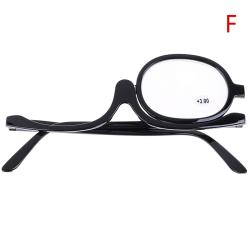 sminkglasögon glasögon läsglasögon utgör smink Black F