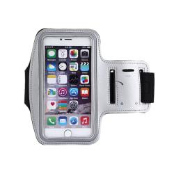 sportlöpning gym jogging cykelarmband armband för moblie c gray