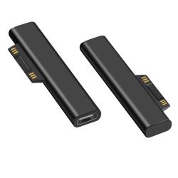 USBC PD Charging Plug Converter Adapter för Microsoft Surface Pr
