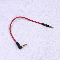 3,5 mm kort 20 cm Jack till Jack Aux-kabel hane till hane stereo Aud one size