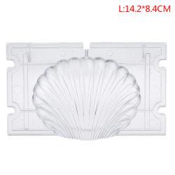 3D skalform för stearinljusform för skal för stearinljusformande skal L