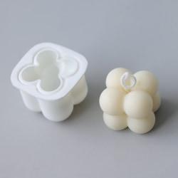 diy silikon ljusformar 3d praktisk soja formad aromterapi plas