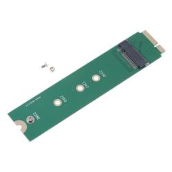 M.2 NGFF SATA SSD-omvandlarkort för 2012 macbook air A One Size