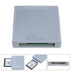 minneskort stickläsare adapter omvandlare för wii konsolspel