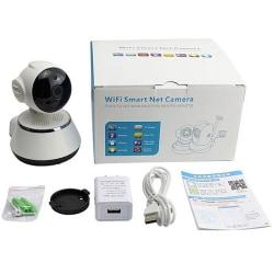 V380 trådlös IP-kamera wifi säkerhetskamera P2P CCTV natt vis EU