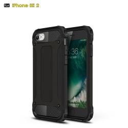 iPhone SE (2020) Pansar Skal Svart Svart