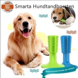Doggystick - den smarta Tandborsten för Hund- Grön- Fri Frakt