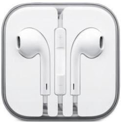 Headset, iPhone med volymkontroll, 3.5mm, Bra kvalitet