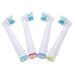 Oral-B kompatibla tandborsthuvuden 4-pack Sensitive Clean