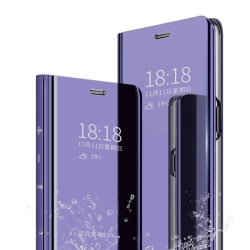 Flipcase för Huawei Psmart (2019) lila Purple