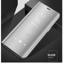 Samsung flip case S8 Silver