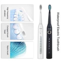 Seago SG-507 elektrisk  Smart  tandborste vit White