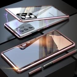 Megneto fodral för Samsung Note 20 ultra guld Gold