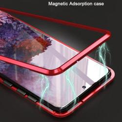 magnet fodral för Samsung S20 plus röd Red