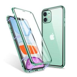 magnet fodral för din iphone 11 pro grön Green