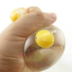 anti-stress ägg sensorisk stress boll fidget leksaker 1