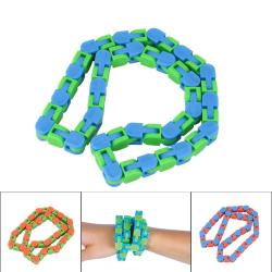 3st Wacky Tracks Fidget Toys - Leksak / Sensory - 56 cm 3 pc