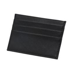 Korthållare med RFID-skydd och 6 kortplatser