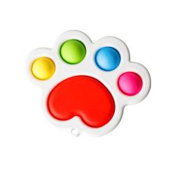 Simple Dimple Pop It Fidget Toys - Leksak / Sensory multifärg