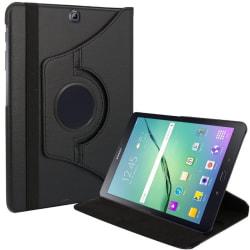 "Läder fodral Samsung Galaxy Tab A (10,1"")2016 - svart"