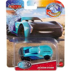 Disney Cars Colour Change Jackson Storm