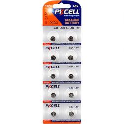 Batteri 377 AG4  lr621sw  20-pack PKcell (2x10-pack) Aluminium