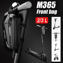 2 / 3L M365 Electric Scooter Bag Universal för Xiaomi X6-2L(Colorful reflective)