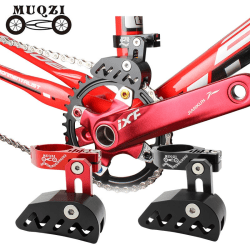 Cykelkedjestyrning Enkel vevkedjestabilisator för MTB