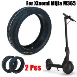 Uppblåsbart däck för Xiaomi M365 elektrisk skoter yttre däck Combined tires(1 set)