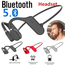 Trådlösa Bluetooth-stereohörlurar med hörlurar Grey 120mAh