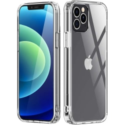 iPhone 12 Pro Max 6,7 Inch TPU Skal - Slimmat